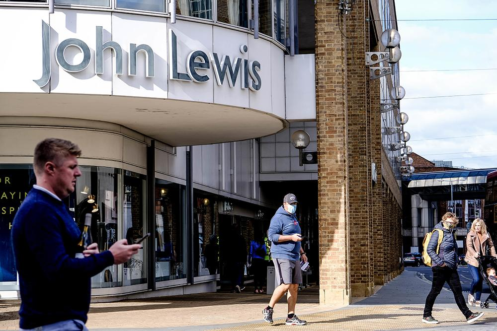 Home Counties thrown into turmoil as John Lewis declared not posh enough