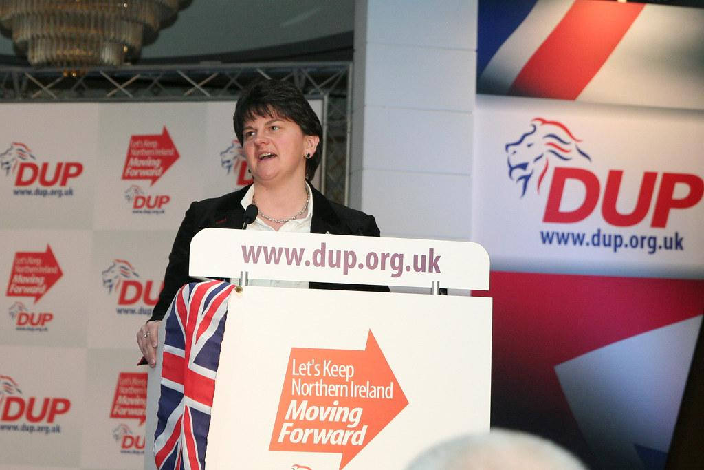 Arlene Foster replacement to be found via televised 'I'm An Ulster Unionist Get Me Out of Here' show