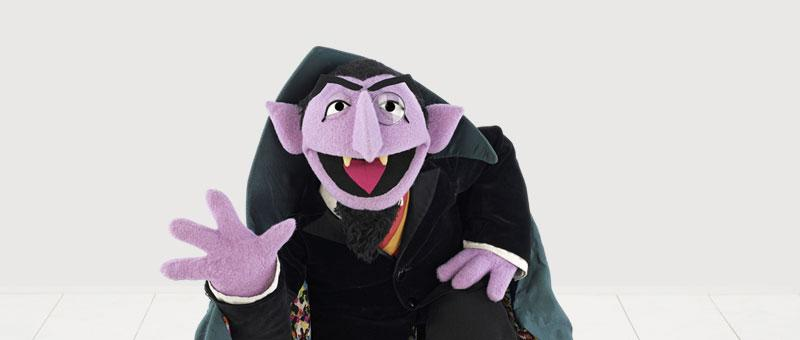 Count von Count fined for blatant breach of new 'rule of six' law