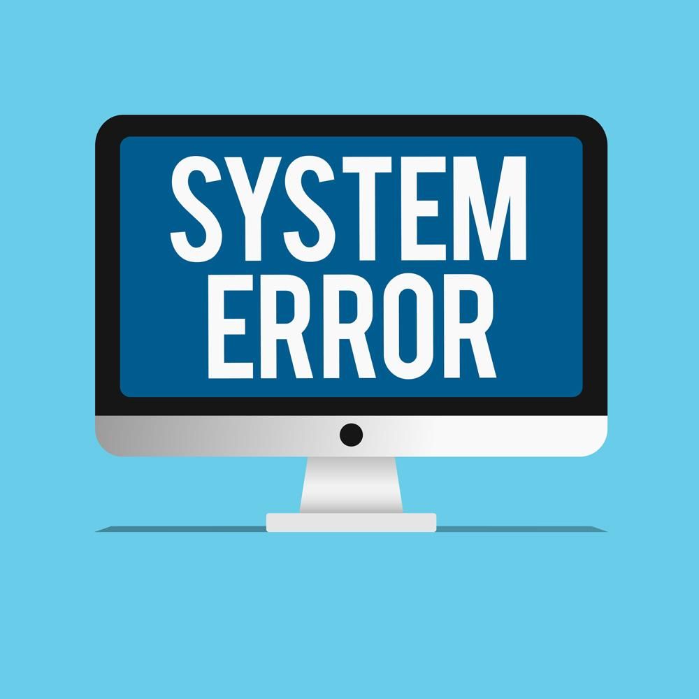 Tiers website crash deliberate attempt to create reassuring consistency of incompetence