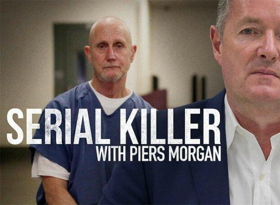 TV show 'Serial Killer with Piers Morgan' turns out not to be what disappointed Netflix viewers hoped for